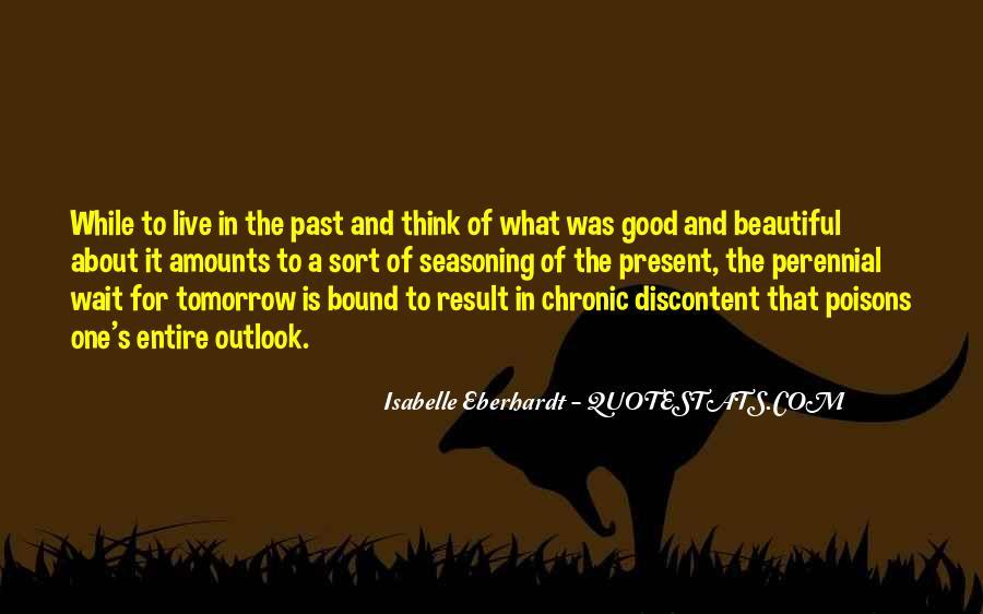 Wait Until Tomorrow Quotes #1787603