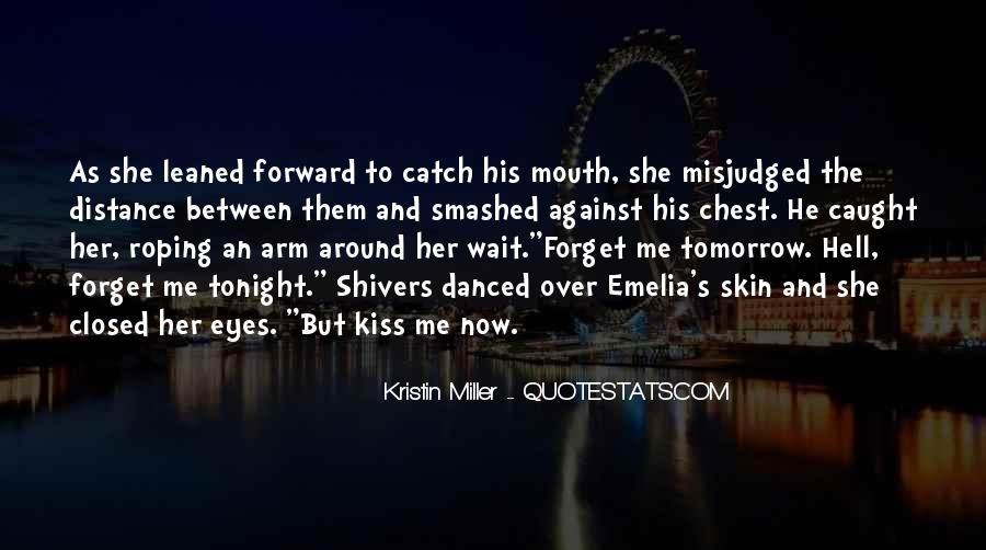 Wait Until Tomorrow Quotes #1816974