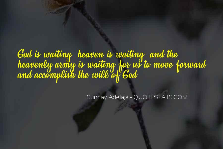 Waiting 4 You Quotes #18580