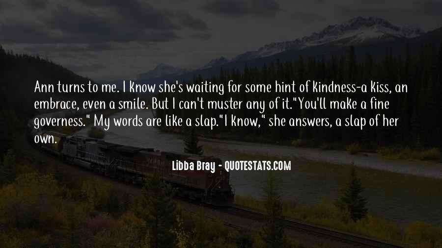 Waiting For Answers Quotes #1774523