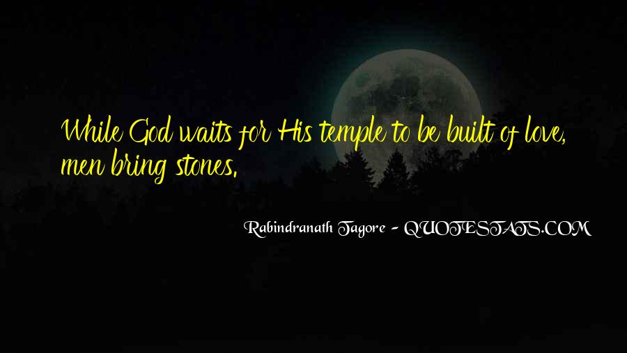 Waiting For God Quotes #119733