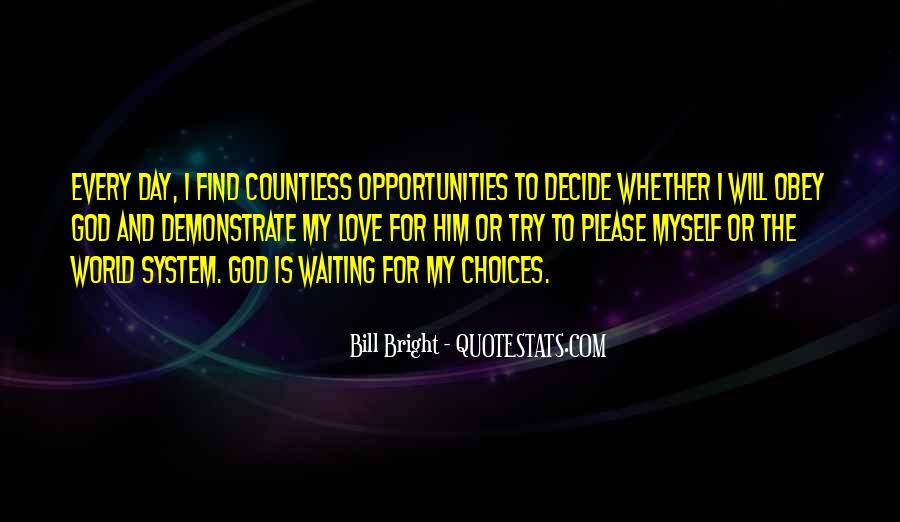 Waiting For God Quotes #175053
