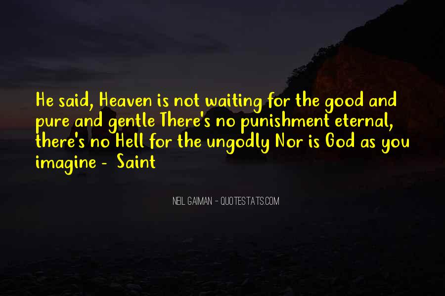 Waiting For God Quotes #204011