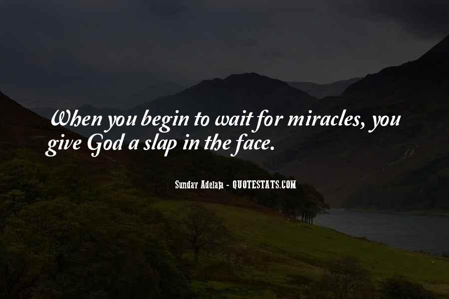 Waiting For God Quotes #228388