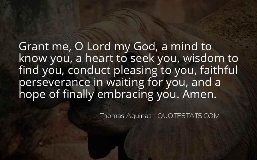 Waiting For God Quotes #269832