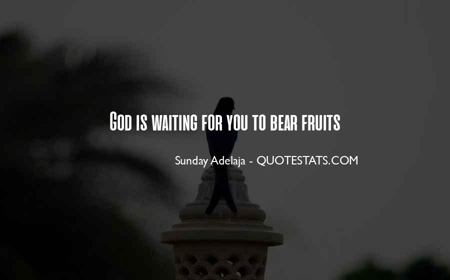 Waiting For God Quotes #411816