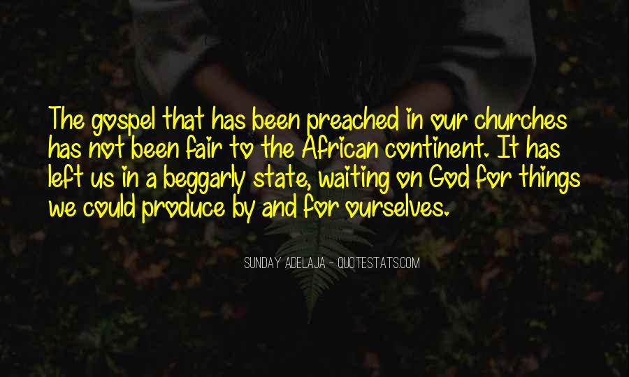 Waiting For God Quotes #440525