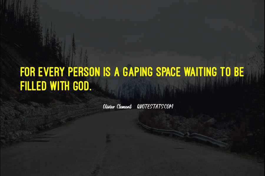 Waiting For God Quotes #522813