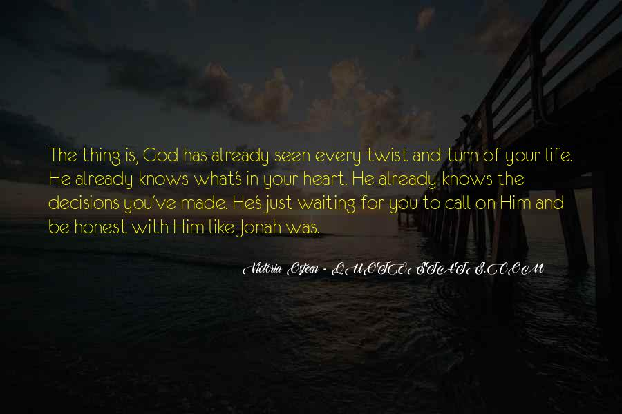 Waiting For God Quotes #620291