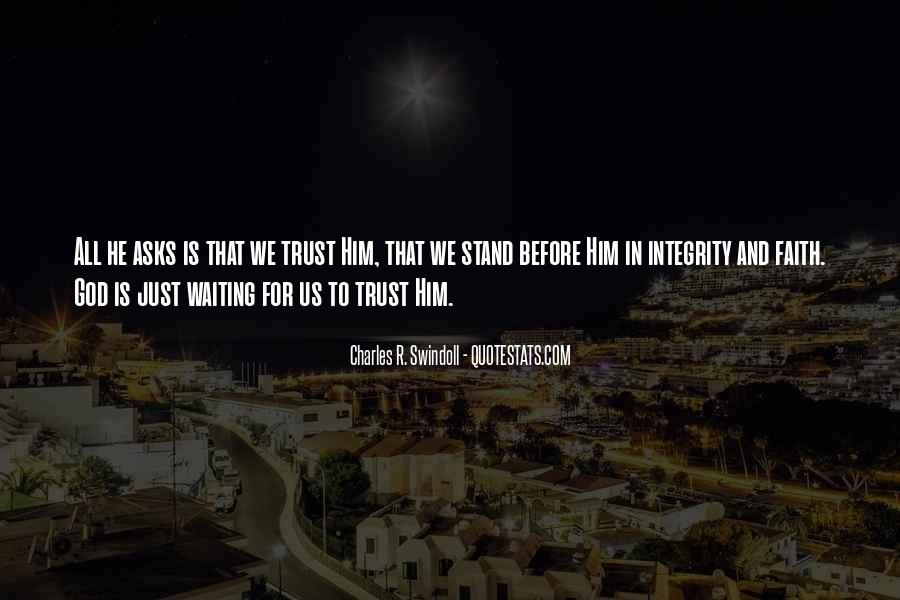 Waiting For God Quotes #631316