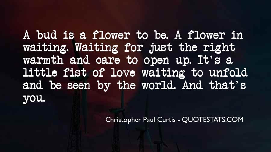 Waiting For Right Love Quotes #806165