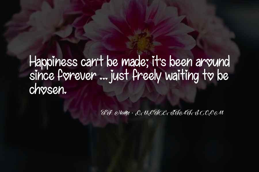 Waiting For You Forever Quotes #1211291