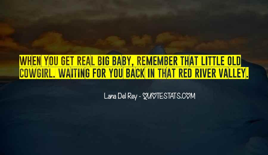 Waiting For You My Baby Quotes #289752