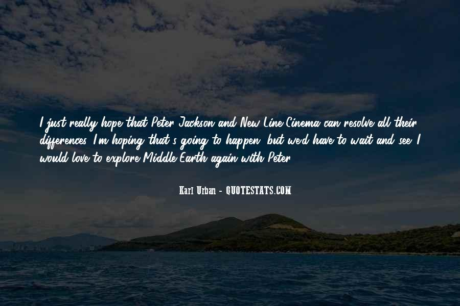 Waiting With Hope Quotes #1697622