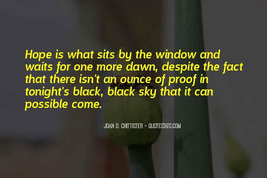 Waiting With Hope Quotes #176851