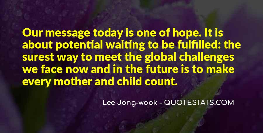 Waiting With Hope Quotes #193073