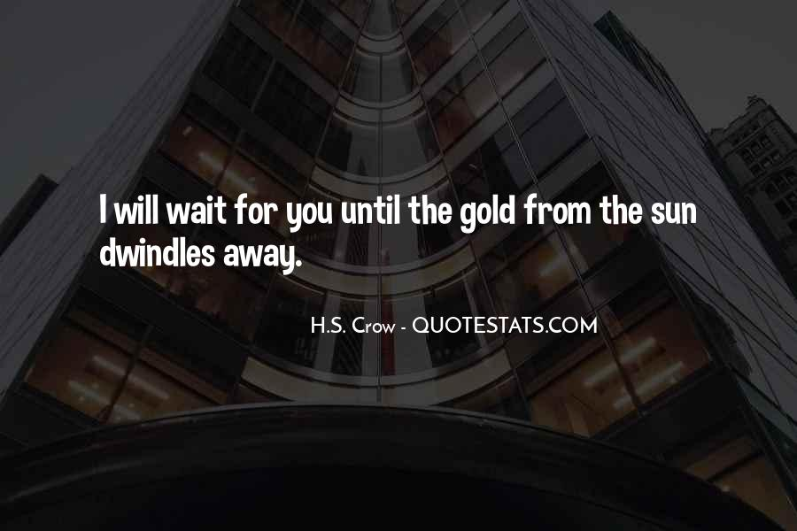 Waiting With Hope Quotes #257082