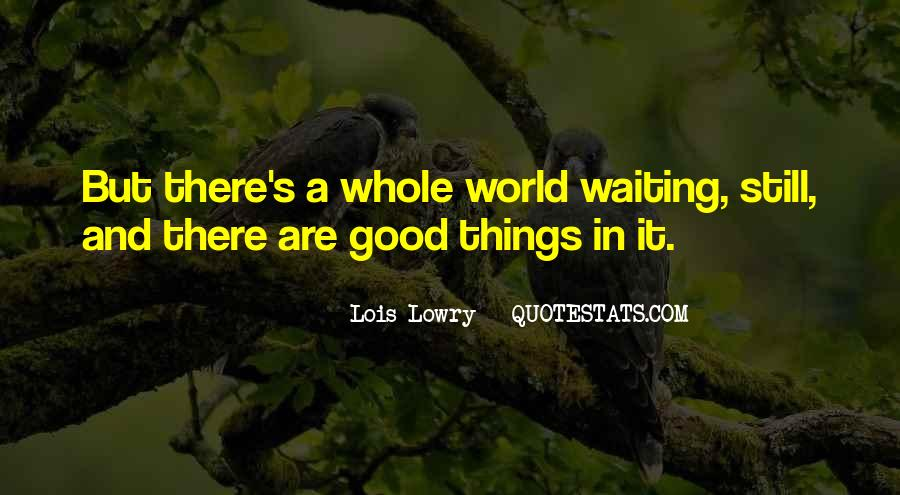 Waiting With Hope Quotes #391791