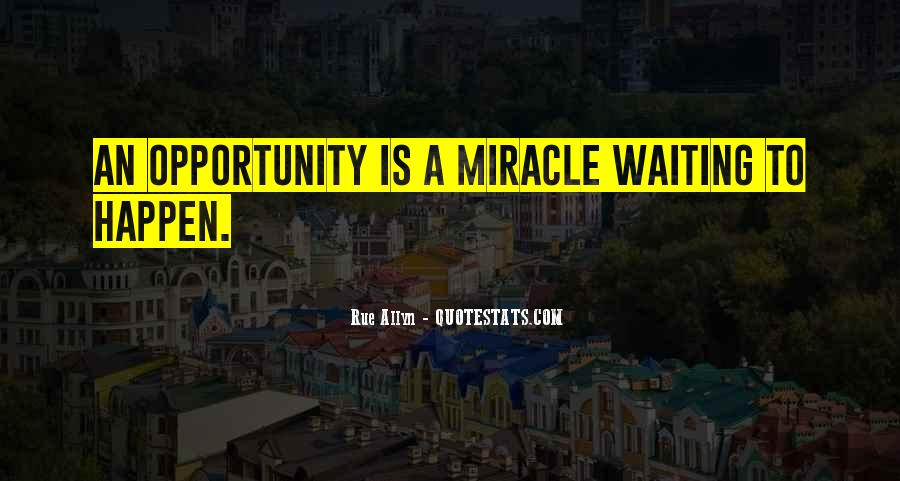Waiting With Hope Quotes #489479
