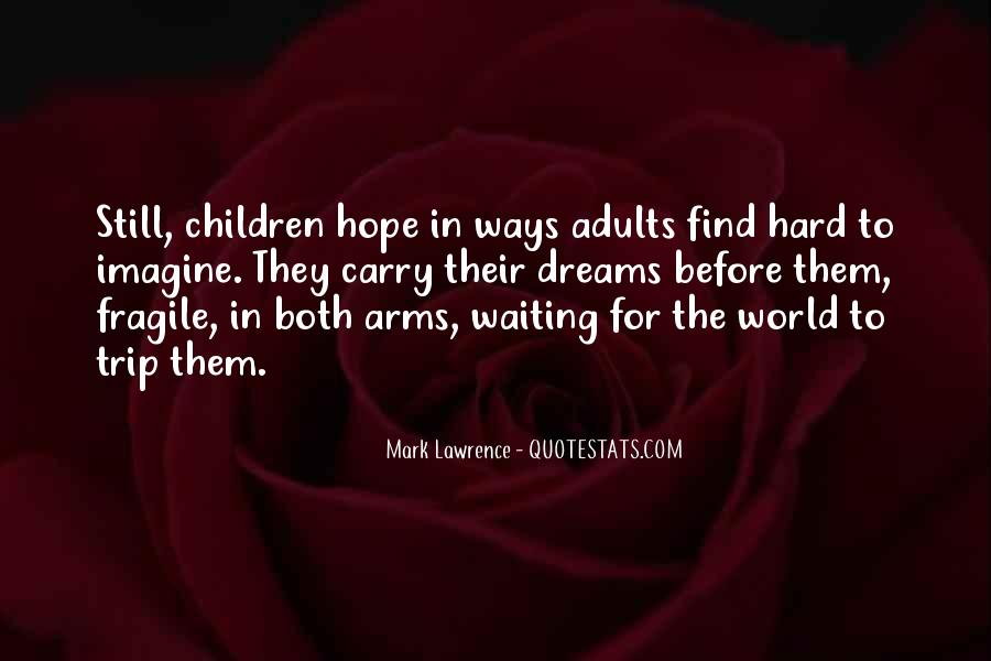 Waiting With Hope Quotes #575268