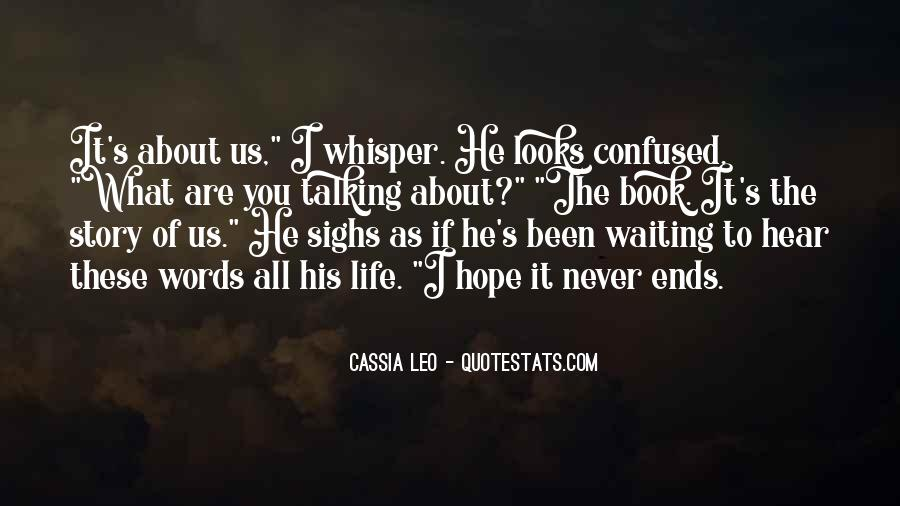 Waiting With Hope Quotes #624360