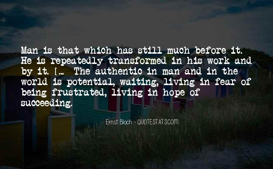 Waiting With Hope Quotes #728056
