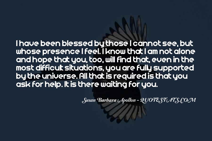 Waiting With Hope Quotes #742936