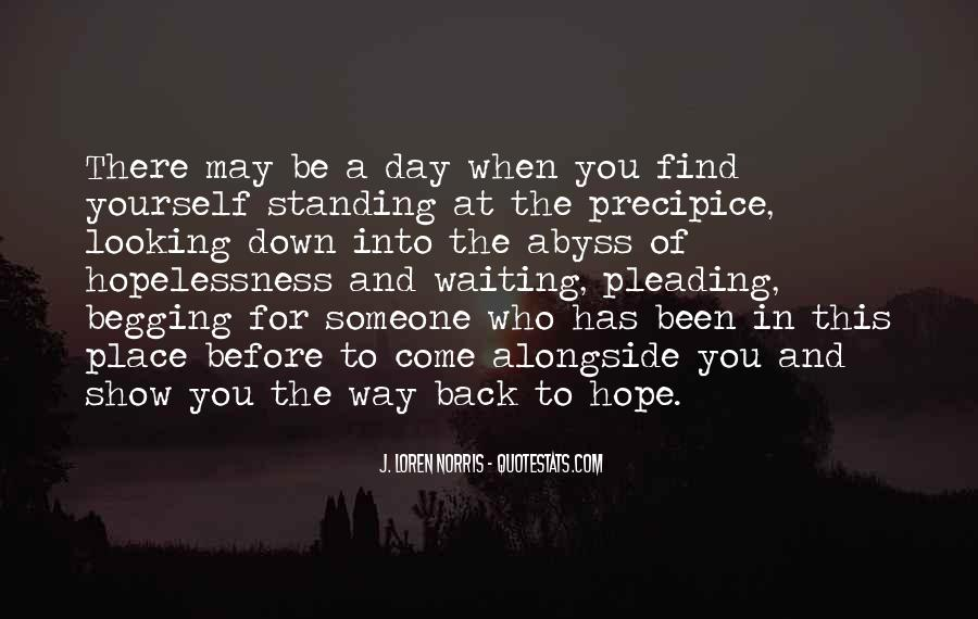 Waiting With Hope Quotes #830692