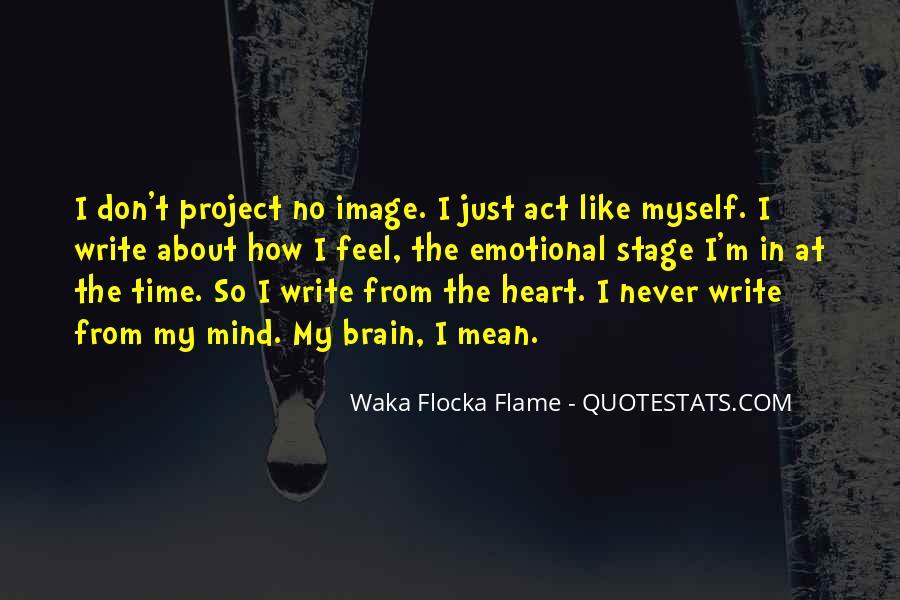 Waka Waka Quotes #1105222