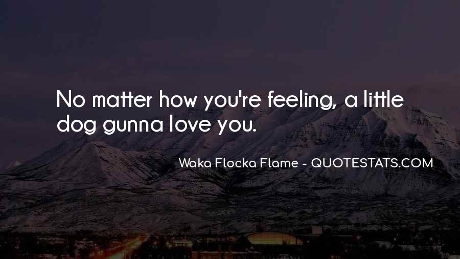 Waka Waka Quotes #1744993
