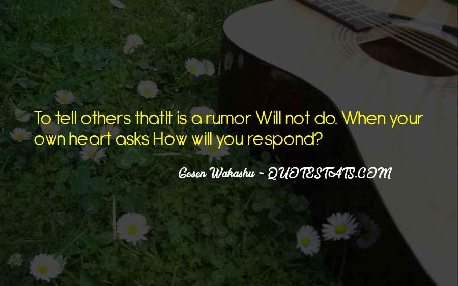 Waka Waka Quotes #328364