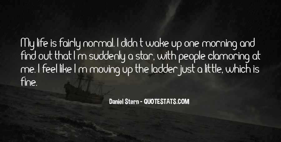 Wake Me Up When It's All Over Quotes #13158