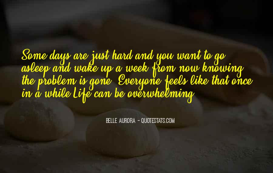 Wake Up Life Quotes #151461