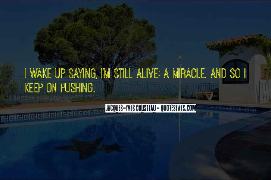 Wake Up Life Quotes #262533