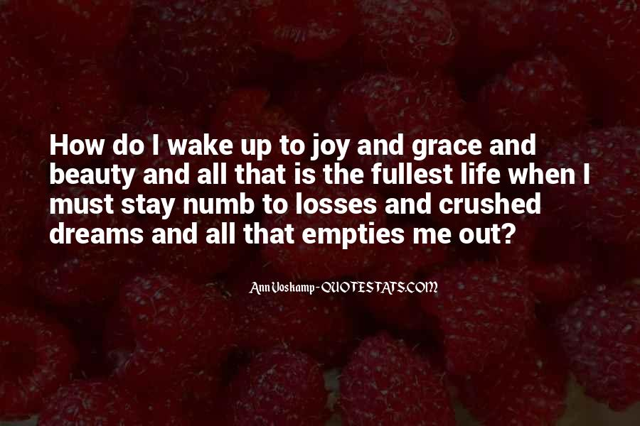 Wake Up Life Quotes #304460
