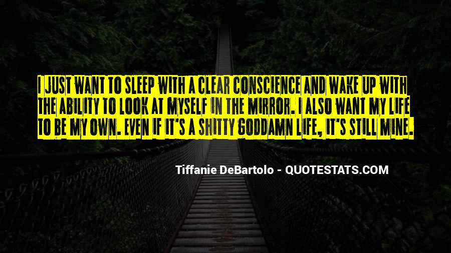 Wake Up Life Quotes #329301