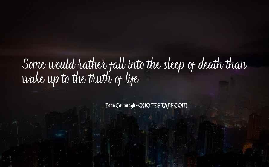 Wake Up Life Quotes #400616