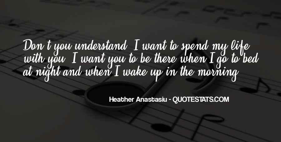 Wake Up Life Quotes #84438