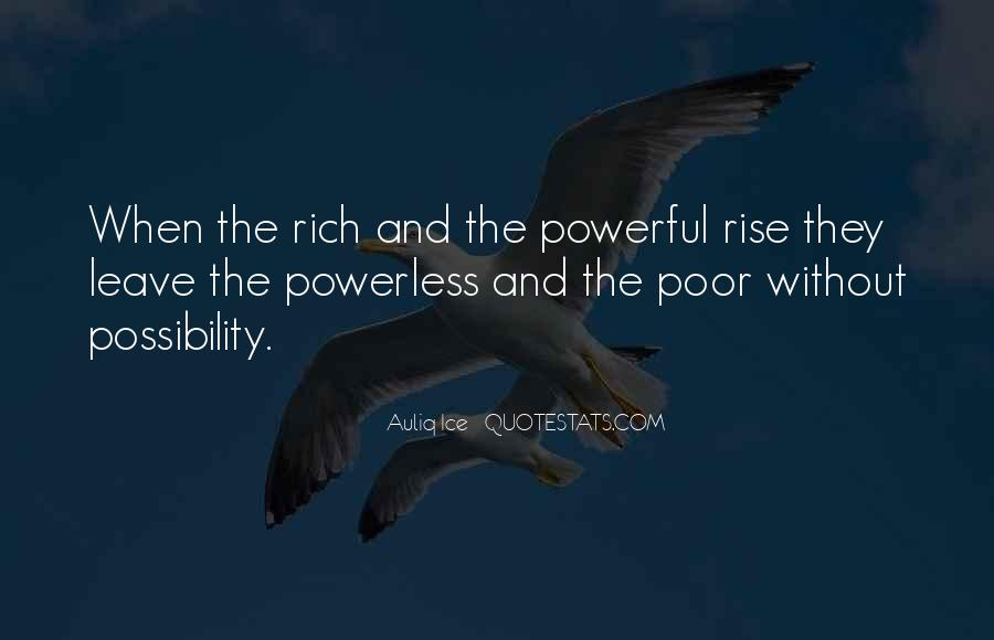 Quotes About The Oppression Of The Poor #1406201