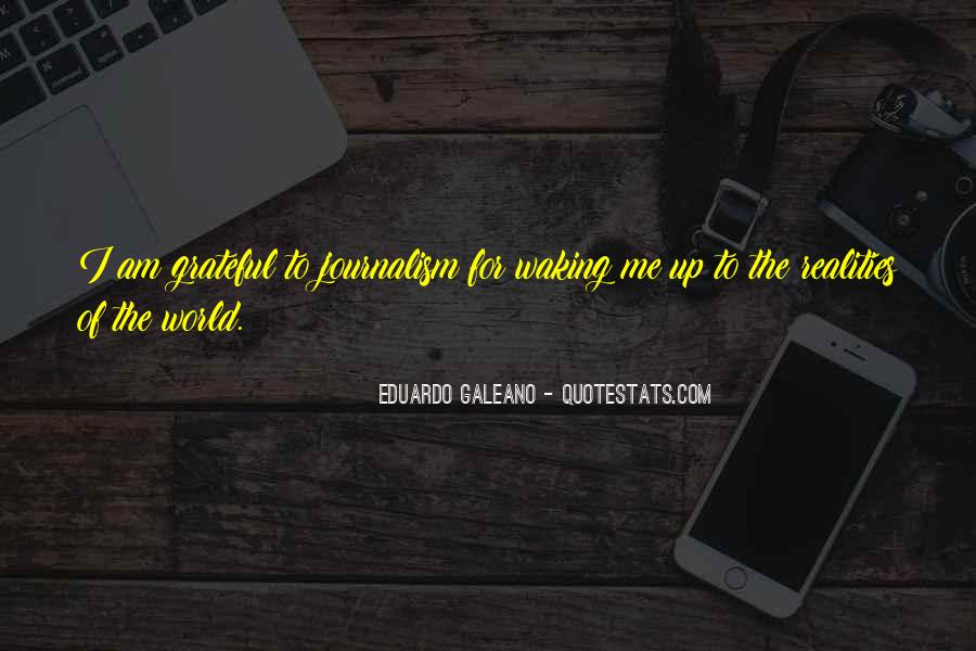 Waking Up Grateful Quotes #1646308