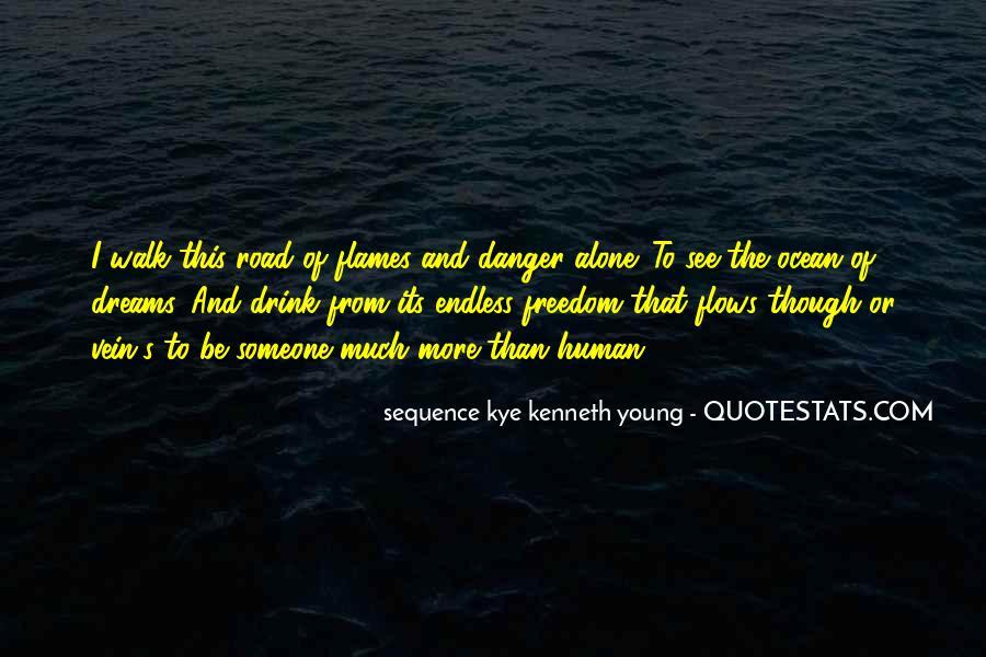 Walk Alone Quotes #151354