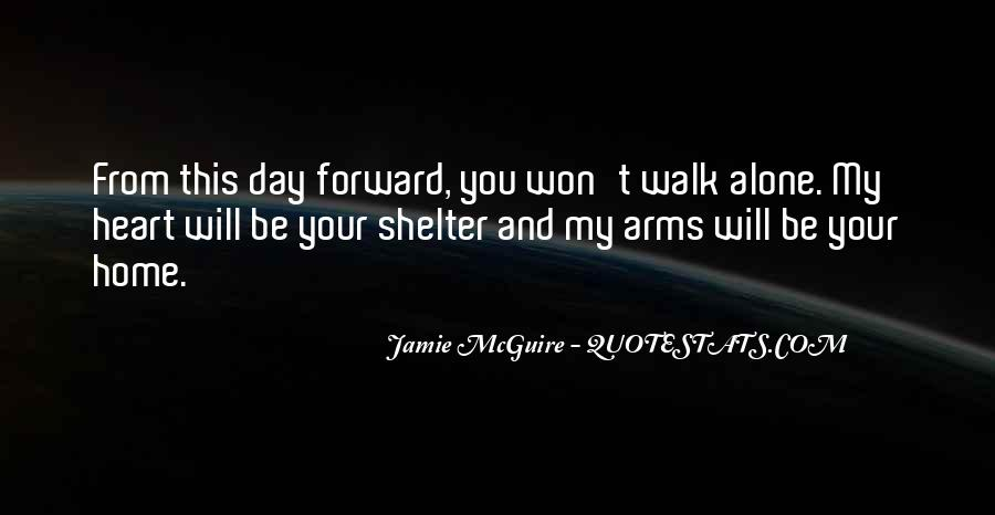 Walk Alone Quotes #155365
