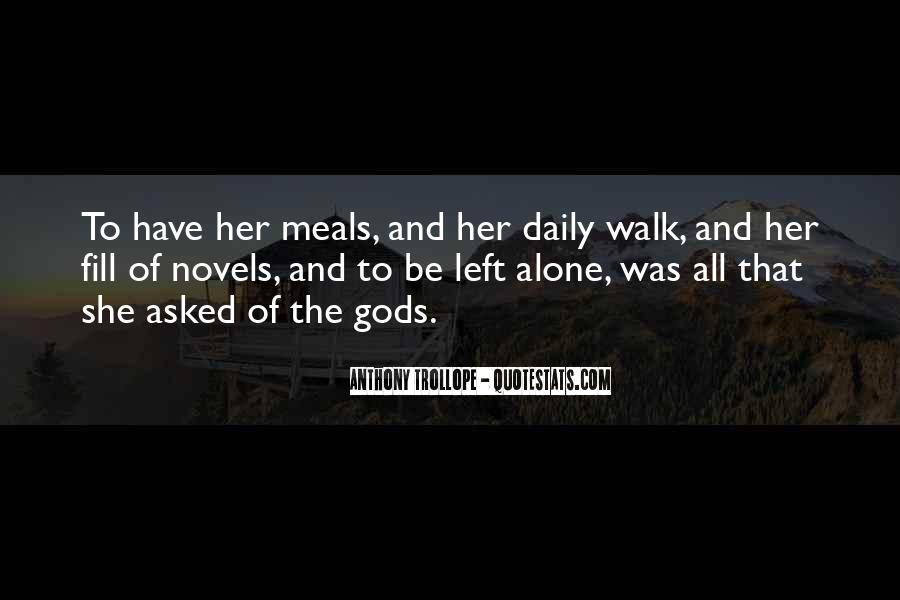 Walk Alone Quotes #295959