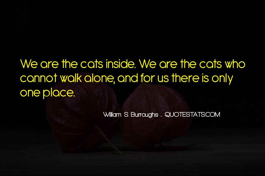 Walk Alone Quotes #395086