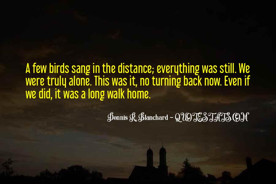 Walk Alone Quotes #426356
