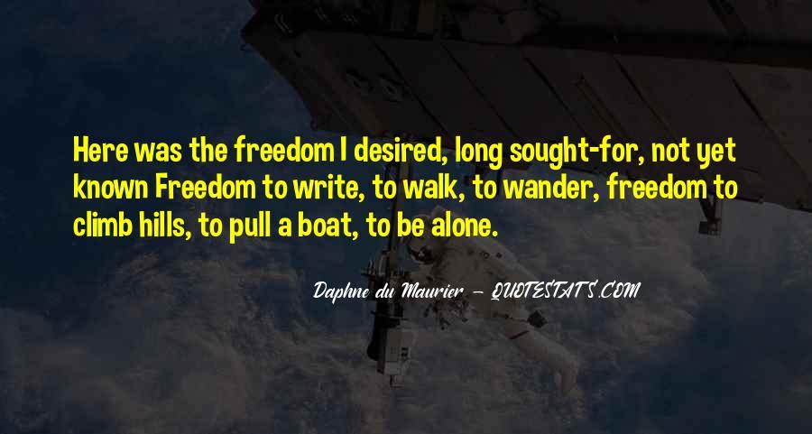 Walk Alone Quotes #459066