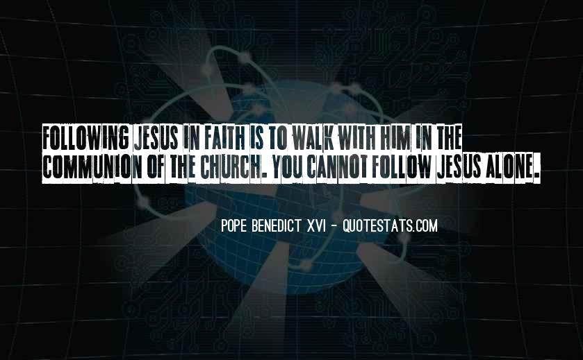 Walk Alone Quotes #514325