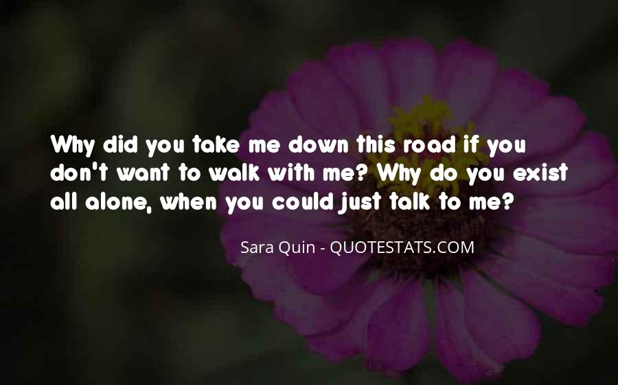Walk Alone Quotes #604005