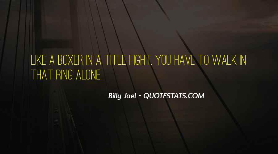 Walk Alone Quotes #65990