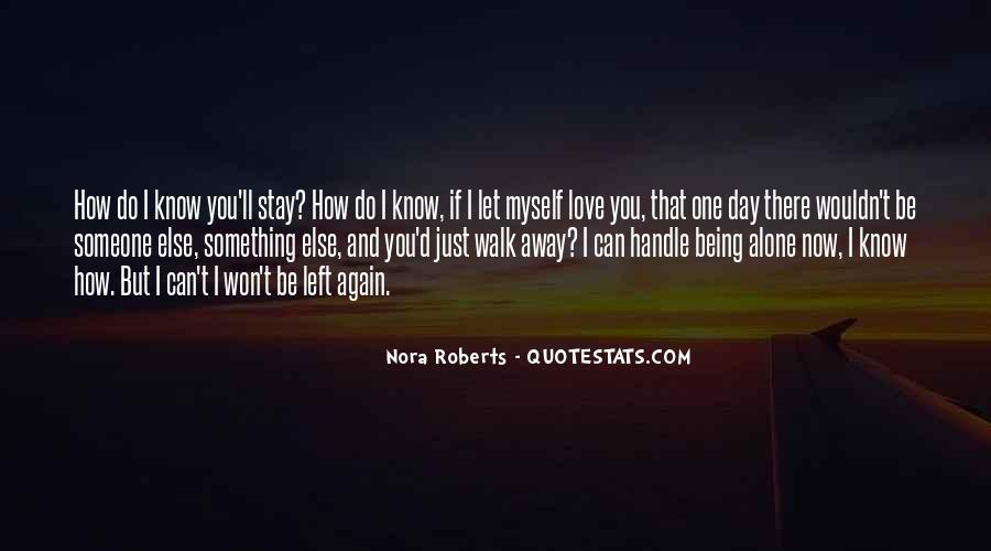 Walk Alone Quotes #691081